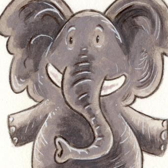 elefantdans